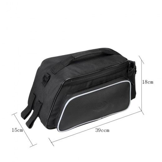 borsa portapacchi bici
