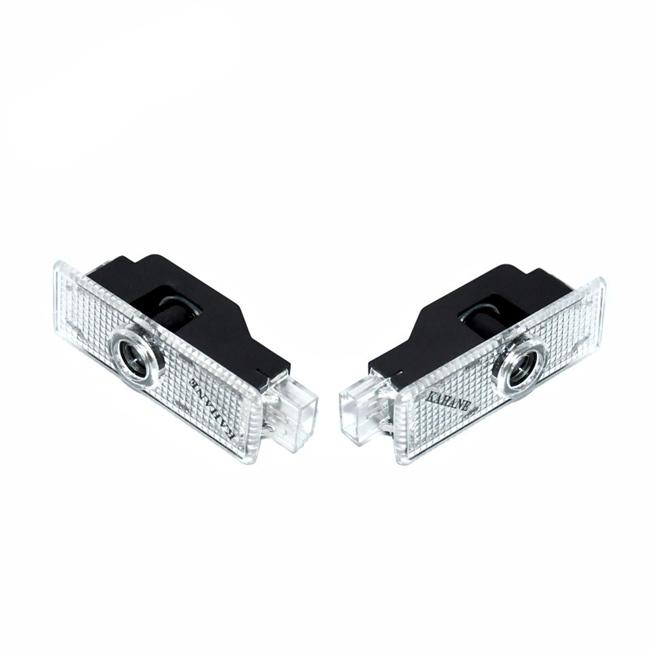2x licht led leuchten projektor logo bmw laser t r t r anschluss auto tuning ebay. Black Bedroom Furniture Sets. Home Design Ideas