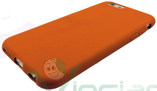 cover arancione iphone 6