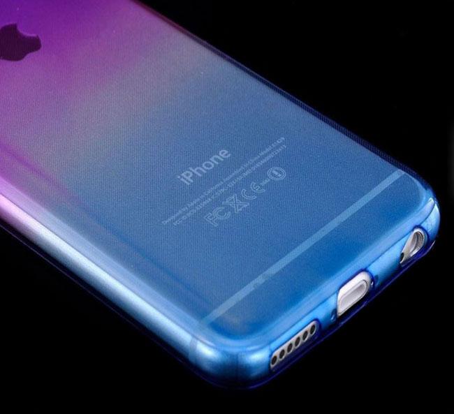 custodia iphone 6 arcobaleno