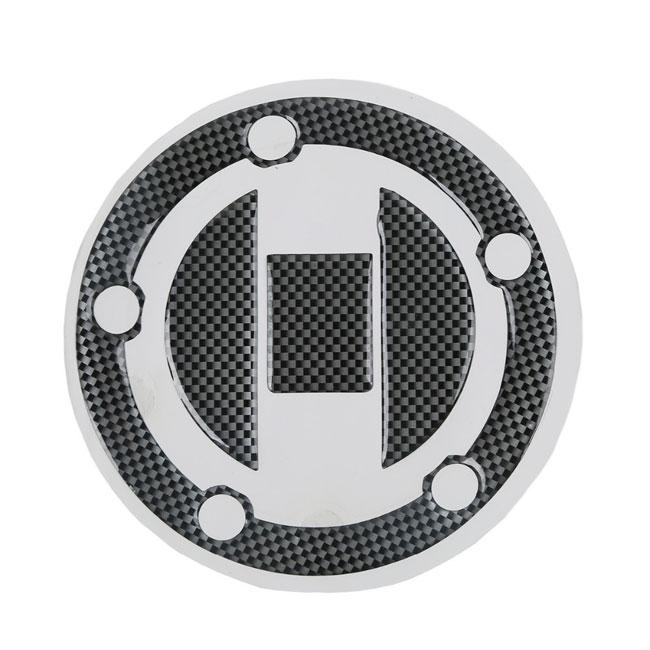 Adesivo CARBON sticker tappo carburante moto per BMW F650GS K1200S R1200 R1100R
