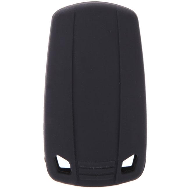 Custodia silicone NERO guscio protettivo telecomando auto car BMW X5 X6 X7 BM1